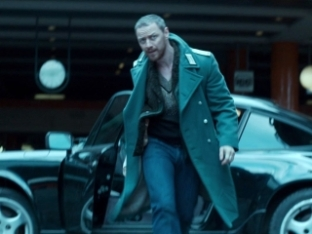 David Percival (James McAvoy)