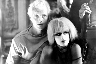 Two replicants in love: Roy and Pris